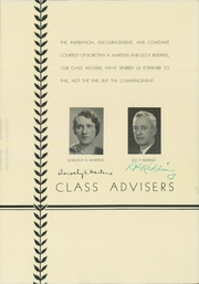 Page 9, 1937 Edition, Washington High School - Surveyor Yearbook (Rochester, NY) online yearbook collection