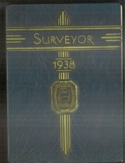1938 Edition, Washington High School - Surveyor Yearbook (Rochester, NY)