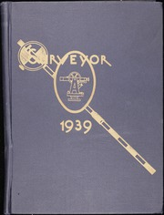 1939 Edition, Washington High School - Surveyor Yearbook (Rochester, NY)