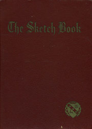 Edgewood Park High School - Sketch Book Yearbook (Briarcliff Manor, NY) online yearbook collection, 1952 Edition, Page 1