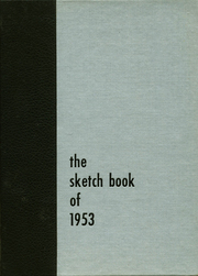 Edgewood Park High School - Sketch Book Yearbook (Briarcliff Manor, NY) online yearbook collection, 1953 Edition, Page 1