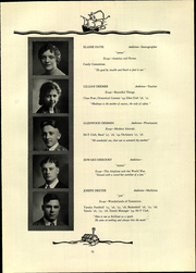 Page 17, 1929 Edition, Kibler High School - Scholastics Yearbook (Tonawanda, NY) online yearbook collection