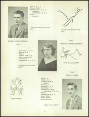 Page 10, 1952 Edition, General Martin High School - Martinian Yearbook (Glenfield, NY) online yearbook collection