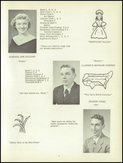Page 11, 1952 Edition, General Martin High School - Martinian Yearbook (Glenfield, NY) online yearbook collection