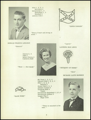 Page 12, 1952 Edition, General Martin High School - Martinian Yearbook (Glenfield, NY) online yearbook collection