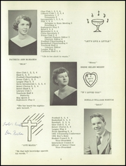 Page 13, 1952 Edition, General Martin High School - Martinian Yearbook (Glenfield, NY) online yearbook collection
