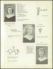 Page 15, 1952 Edition, General Martin High School - Martinian Yearbook (Glenfield, NY) online yearbook collection