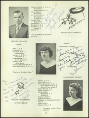 Page 16, 1952 Edition, General Martin High School - Martinian Yearbook (Glenfield, NY) online yearbook collection
