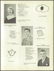 Page 9, 1952 Edition, General Martin High School - Martinian Yearbook (Glenfield, NY) online yearbook collection