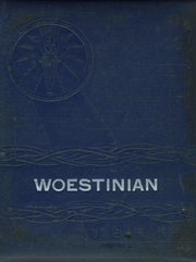 Page 1, 1956 Edition, Woestina High School - Woestinian Yearbook (Rotterdam Junction, NY) online yearbook collection