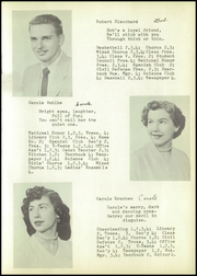Page 17, 1956 Edition, Woestina High School - Woestinian Yearbook (Rotterdam Junction, NY) online yearbook collection