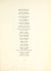 Page 17, 1901 Edition, Otterbein University - Sibyl Yearbook (Westerville, OH) online yearbook collection