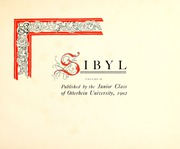 Page 7, 1902 Edition, Otterbein University - Sibyl Yearbook (Westerville, OH) online yearbook collection