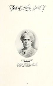 Page 17, 1911 Edition, Otterbein University - Sibyl Yearbook (Westerville, OH) online yearbook collection