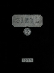 Page 1, 1926 Edition, Otterbein University - Sibyl Yearbook (Westerville, OH) online yearbook collection