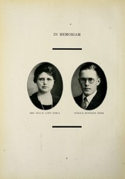 Page 12, 1926 Edition, Otterbein University - Sibyl Yearbook (Westerville, OH) online yearbook collection