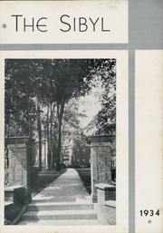 Page 5, 1934 Edition, Otterbein University - Sibyl Yearbook (Westerville, OH) online yearbook collection