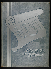 1952 Edition, Otterbein University - Sibyl Yearbook (Westerville, OH)