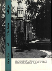 Page 14, 1956 Edition, Otterbein University - Sibyl Yearbook (Westerville, OH) online yearbook collection