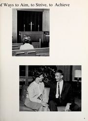 Page 13, 1963 Edition, Otterbein University - Sibyl Yearbook (Westerville, OH) online yearbook collection