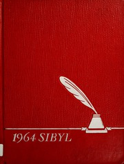 1964 Edition, Otterbein University - Sibyl Yearbook (Westerville, OH)