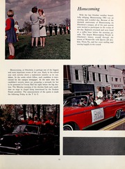 Page 17, 1964 Edition, Otterbein University - Sibyl Yearbook (Westerville, OH) online yearbook collection