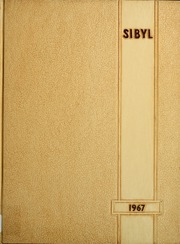 1967 Edition, Otterbein University - Sibyl Yearbook (Westerville, OH)