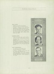 Page 15, 1931 Edition, Celoron High School - Sentinel Yearbook (Celoron, NY) online yearbook collection