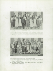 Page 12, 1932 Edition, Celoron High School - Sentinel Yearbook (Celoron, NY) online yearbook collection