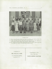 Page 13, 1932 Edition, Celoron High School - Sentinel Yearbook (Celoron, NY) online yearbook collection