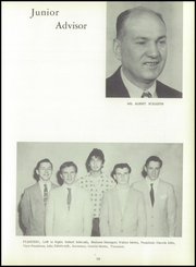 Page 23, 1958 Edition, Dunkirk Industrial High School - Tradesman Yearbook (Dunkirk, NY) online yearbook collection