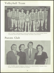 Page 47, 1958 Edition, Dunkirk Industrial High School - Tradesman Yearbook (Dunkirk, NY) online yearbook collection