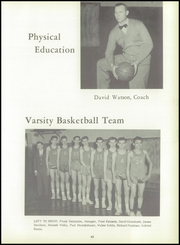 Page 49, 1958 Edition, Dunkirk Industrial High School - Tradesman Yearbook (Dunkirk, NY) online yearbook collection