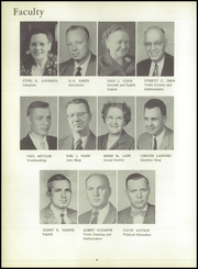 Page 8, 1958 Edition, Dunkirk Industrial High School - Tradesman Yearbook (Dunkirk, NY) online yearbook collection