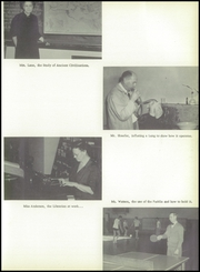 Page 9, 1958 Edition, Dunkirk Industrial High School - Tradesman Yearbook (Dunkirk, NY) online yearbook collection
