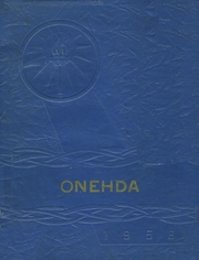 Hemlock High School - Onehda Yearbook (Hemlock, NY) online yearbook collection, 1956 Edition, Page 1