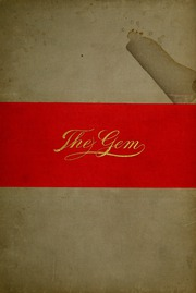 Taylor University - Ilium Gem Yearbook (Upland, IN) online yearbook collection, 1898 Edition, Page 1