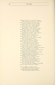Page 98, 1903 Edition, Taylor University - Ilium Gem Yearbook (Upland, IN) online yearbook collection