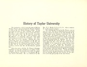 Page 14, 1909 Edition, Taylor University - Ilium Gem Yearbook (Upland, IN) online yearbook collection