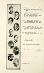 Page 58, 1915 Edition, Taylor University - Ilium Gem Yearbook (Upland, IN) online yearbook collection