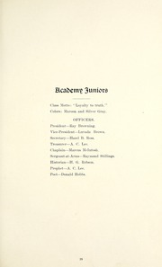Page 63, 1915 Edition, Taylor University - Ilium Gem Yearbook (Upland, IN) online yearbook collection