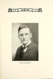 Page 17, 1919 Edition, Taylor University - Ilium Gem Yearbook (Upland, IN) online yearbook collection