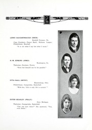 Page 73, 1920 Edition, Taylor University - Ilium Gem Yearbook (Upland, IN) online yearbook collection