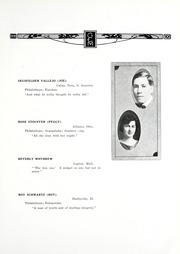 Page 77, 1920 Edition, Taylor University - Ilium Gem Yearbook (Upland, IN) online yearbook collection
