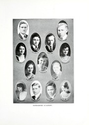 Page 81, 1920 Edition, Taylor University - Ilium Gem Yearbook (Upland, IN) online yearbook collection
