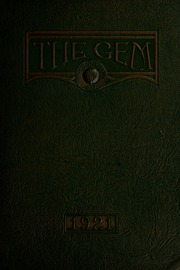 Taylor University - Ilium Gem Yearbook (Upland, IN) online yearbook collection, 1921 Edition, Page 1
