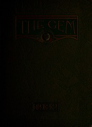 Page 1, 1922 Edition, Taylor University - Ilium Gem Yearbook (Upland, IN) online yearbook collection