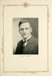 Page 17, 1922 Edition, Taylor University - Ilium Gem Yearbook (Upland, IN) online yearbook collection