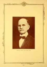 Page 12, 1923 Edition, Taylor University - Ilium Gem Yearbook (Upland, IN) online yearbook collection