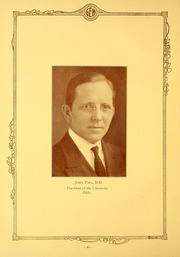 Page 14, 1923 Edition, Taylor University - Ilium Gem Yearbook (Upland, IN) online yearbook collection
